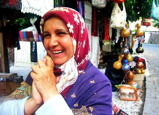 Турецким женщинам с знакомство
