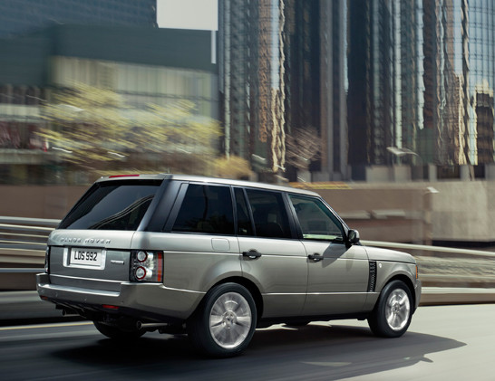 Аренда Land Rover Range Rover Vogue SC