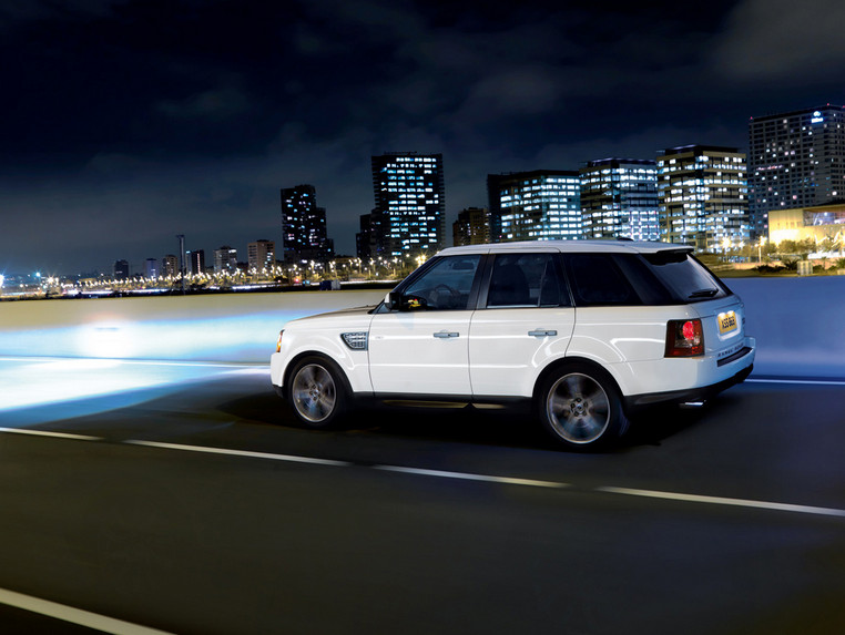 Аренда Land Rover Range Rover Vogue SC в Европе