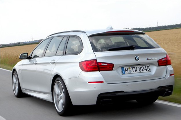 Аренда BMW 5 Series xDrive Touring в Европе