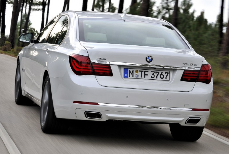 Аренда BMW 7 Series XDrive в Европе