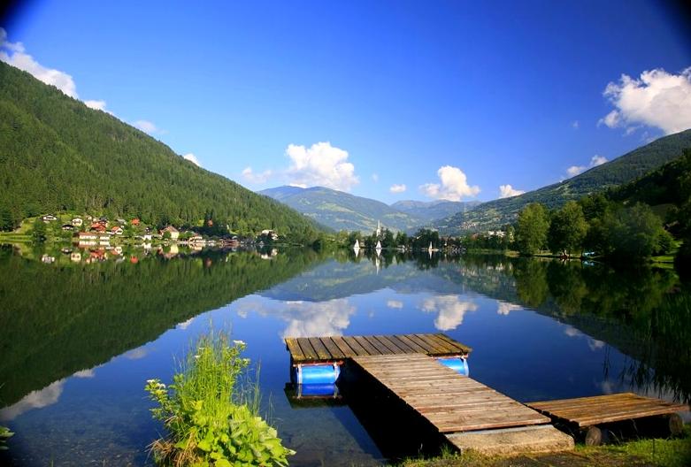 Отдых в Австрии и Каринтии