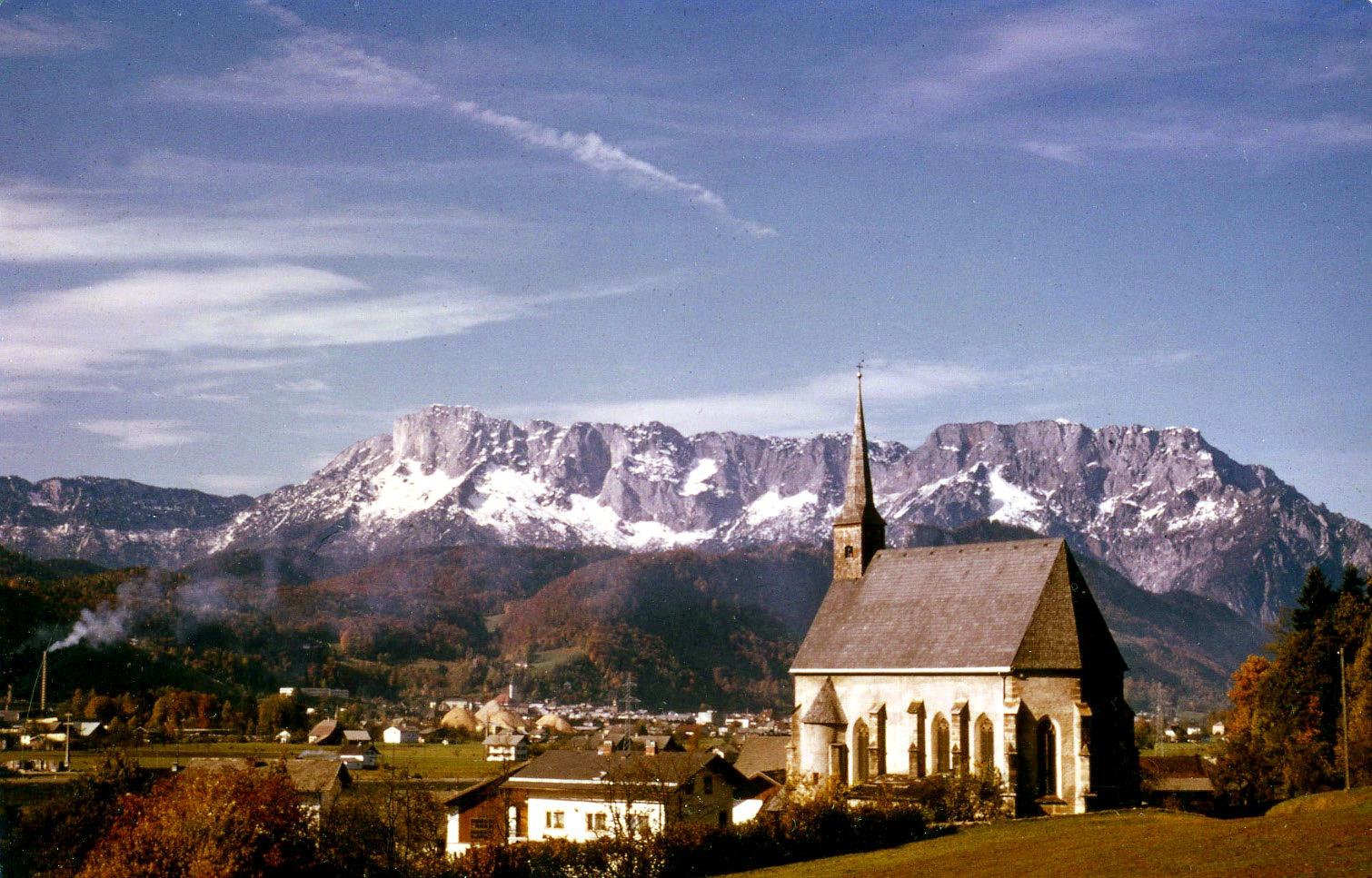 Отдых в Австрии и Халлайн