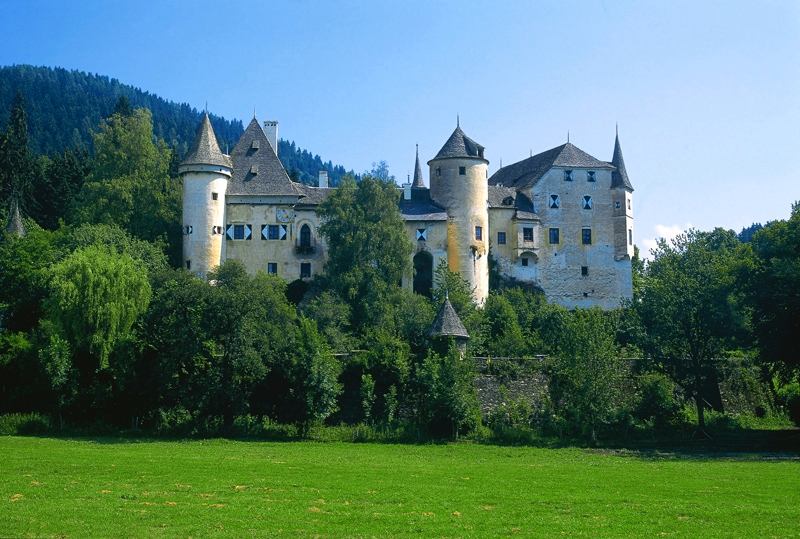Отдых в Австрии и Санкт-Файт-ан-дер-Глан