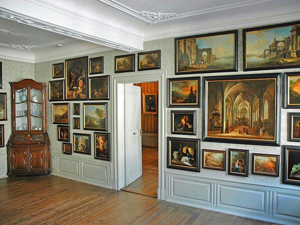 Дом-музей Гете в Франкфурте