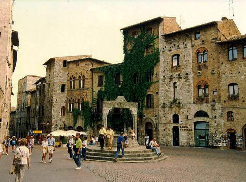 Туры в Сан-Джиминьяно, Италия