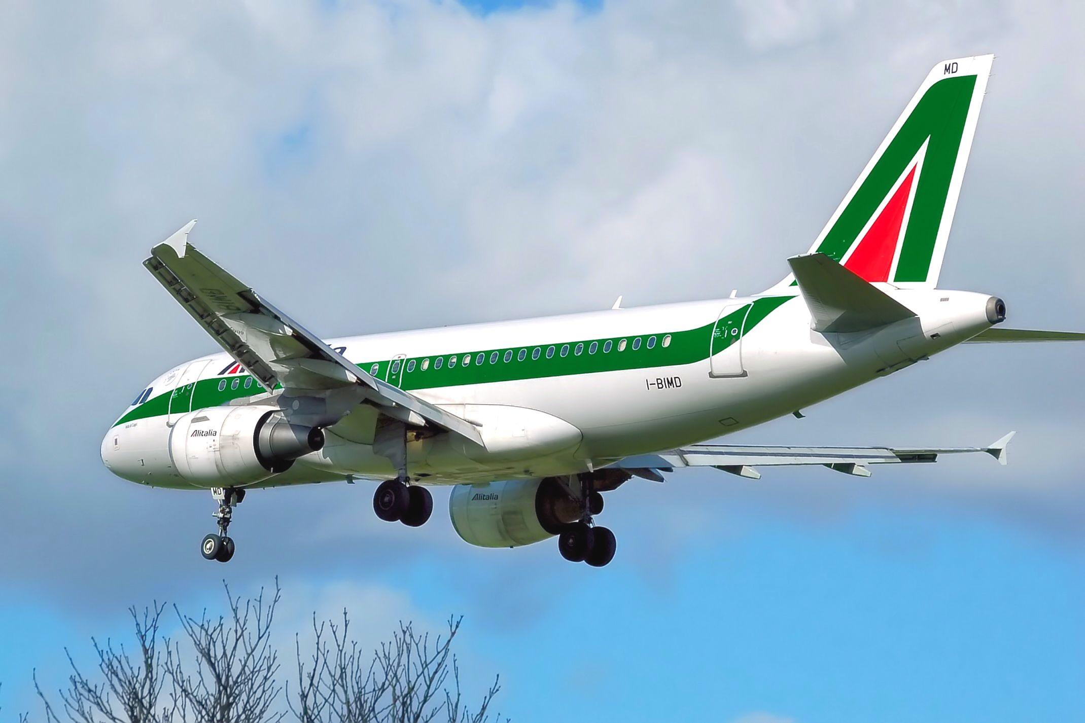 Рейсы в Италию