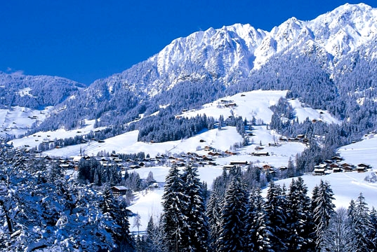 Авиабилеты на курорты Австрии
