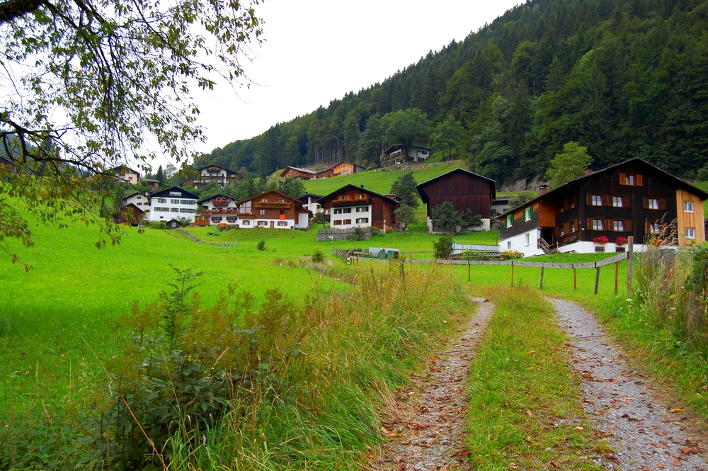 Отдых в Австрии