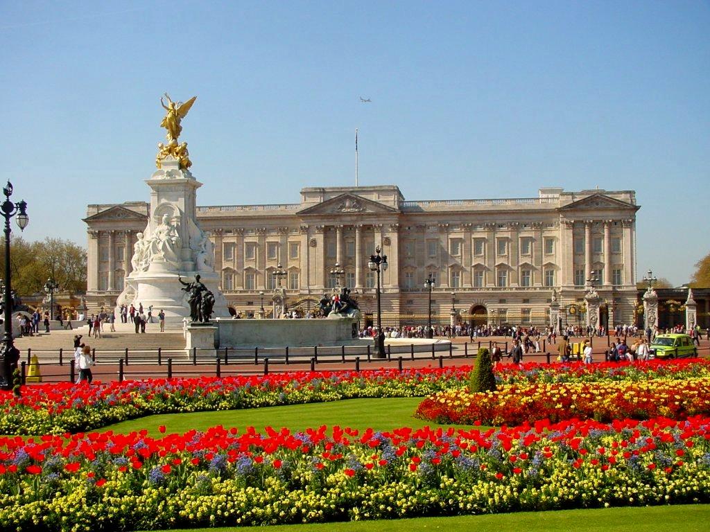 Исследуя исторический центр лондона