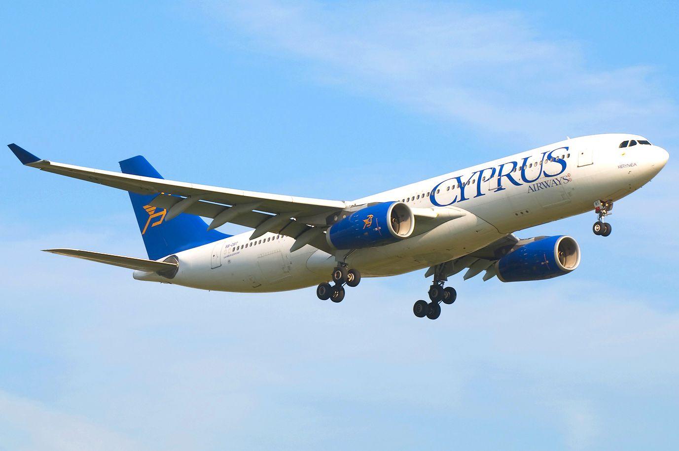 Авиабилеты на Кипр