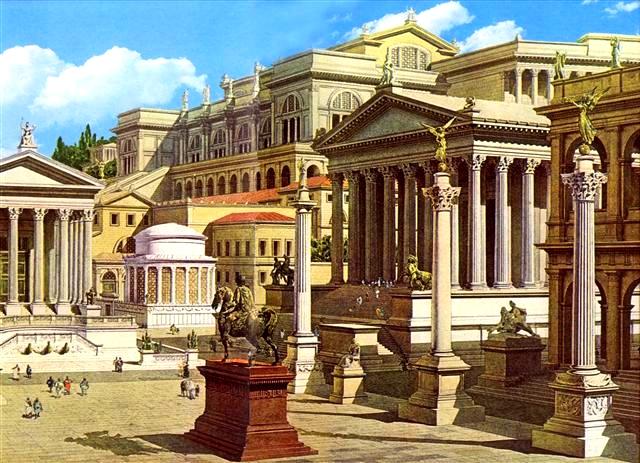 Туры в Рим, Базилика Эмилия