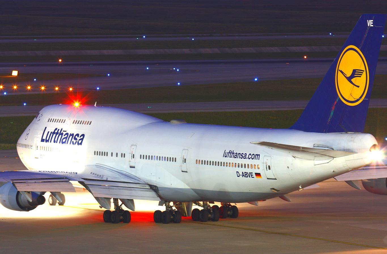 авиабилеты компании Lufthansa
