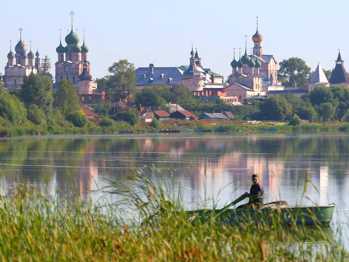 Экскурсионные туры по Золотому Кольцу России