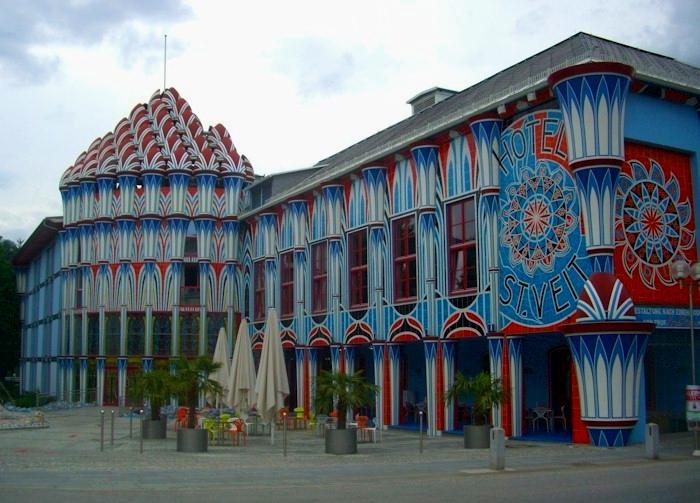 Отдых в Австрии и Фельдкирхене