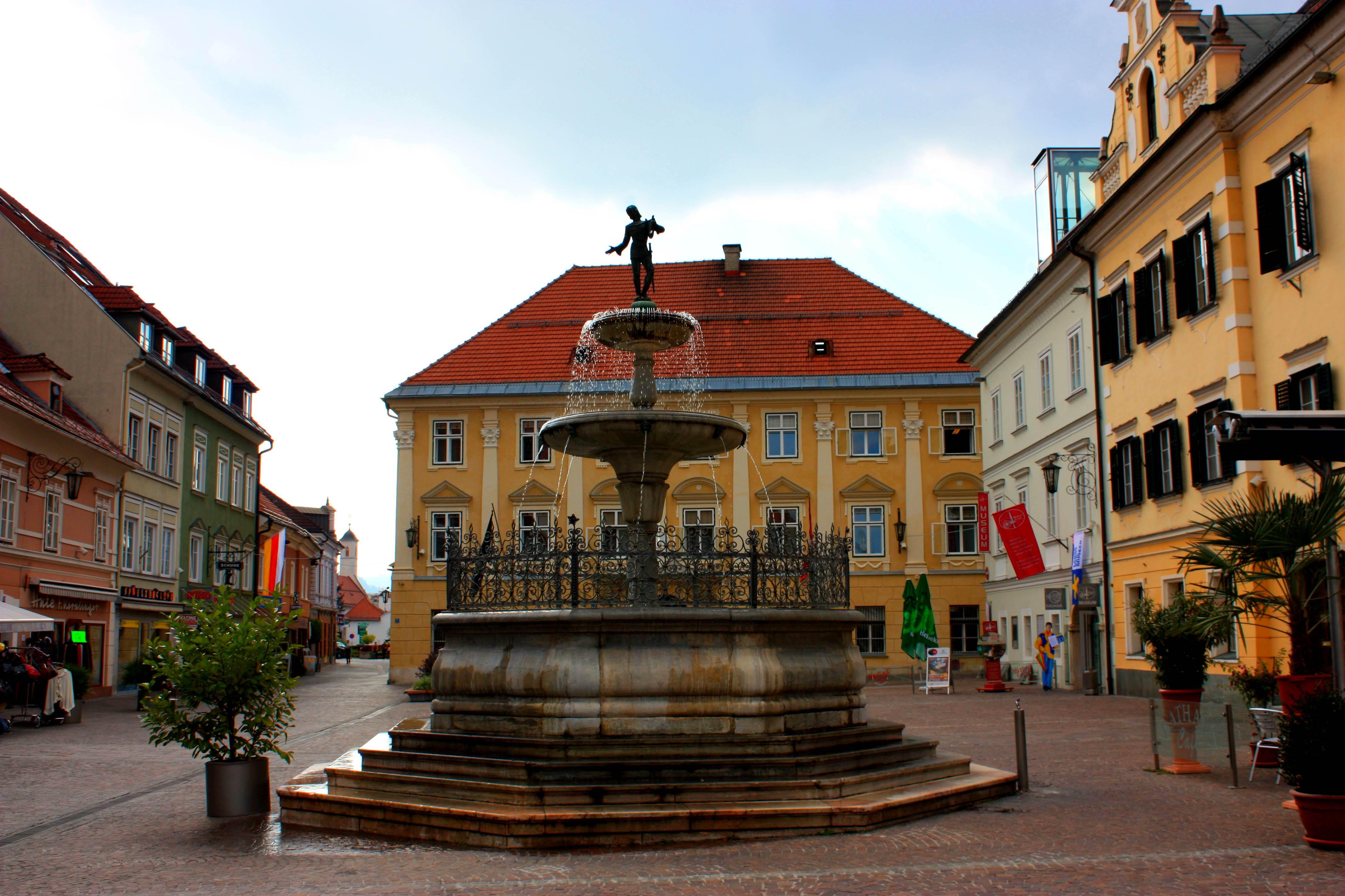 Отдых в Австрии и Кремсе