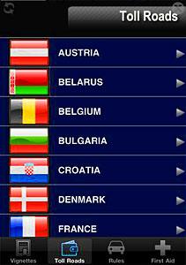 Платные дороги в странах Европы