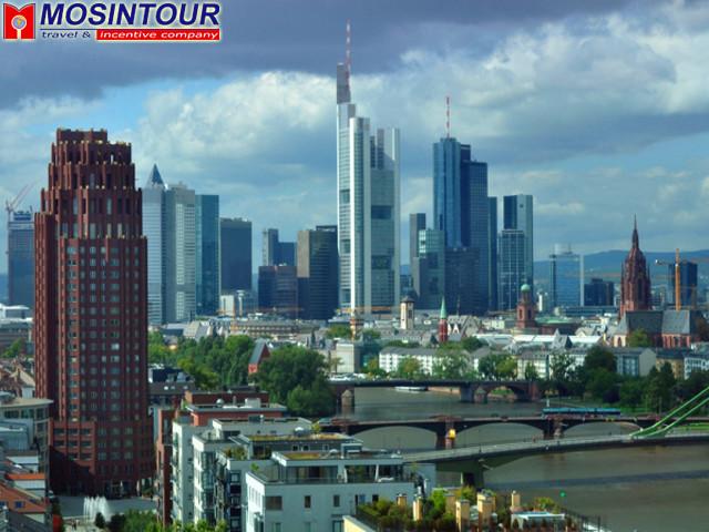 Германия франкфурт на майне