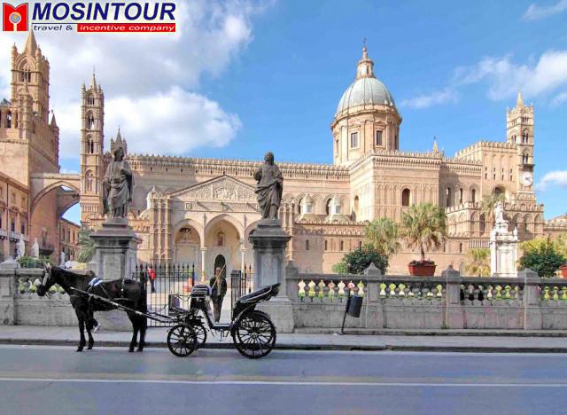 Visa Palermo Mosca