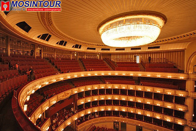 Венская Опера, продажа билетов