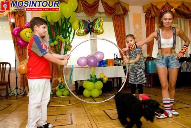 Где отметить детский праздник в саратове