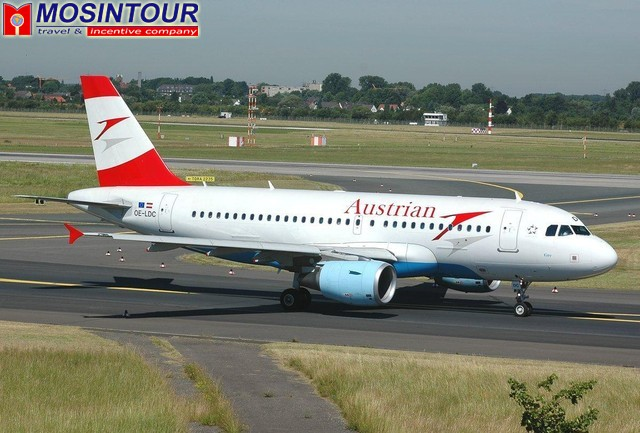 Austrian Airlines book cheap flights fast easy
