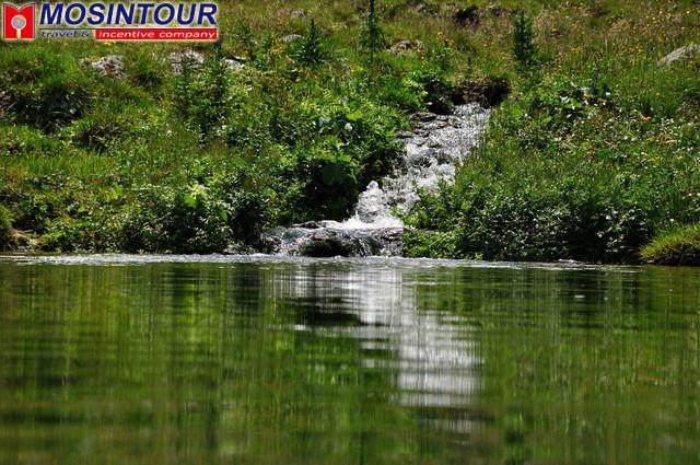 Достопримечательности Австрии - Криммльские водопады