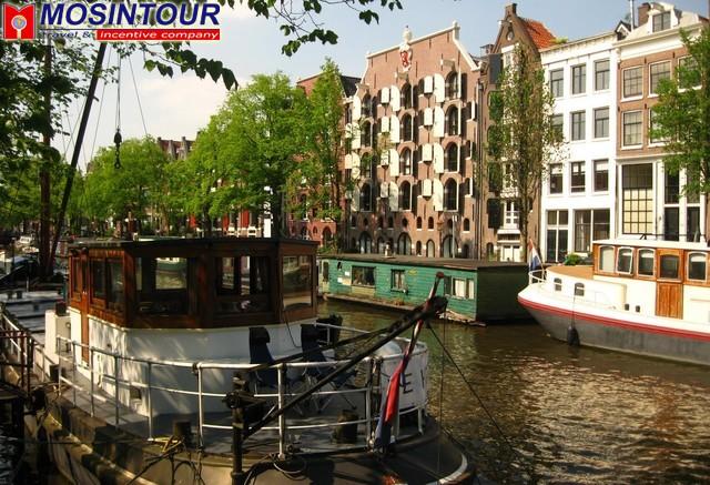 Заказать туры в амстердам