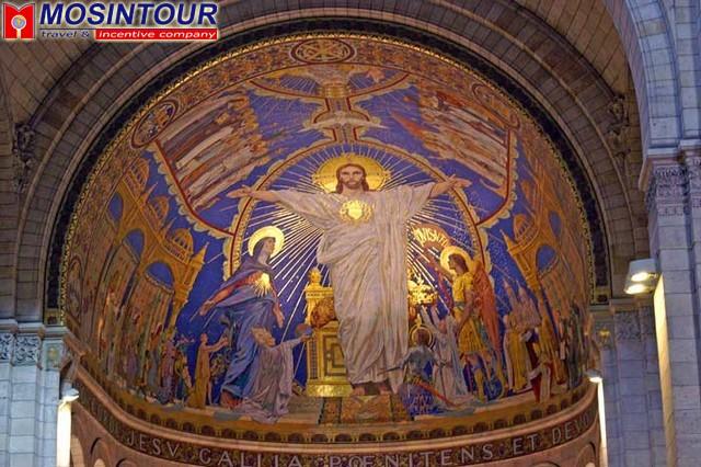 Базилика сакре кер в париже история