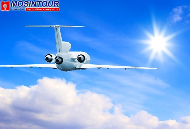 Купить дешевые авиабилеты в ереван
