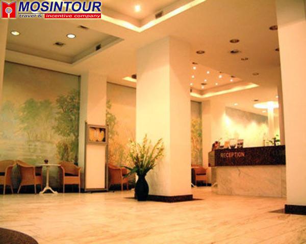 Informace o pokoji Madison Hotel Düsseldorf nabízí komfortní dvoulůžkové pokoje a jednolůžkové pokoje s moderním...