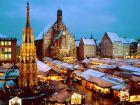 Рождественская ярмарка в Нюрберге