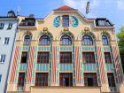 Здание в стиле модерн в Мюнхене