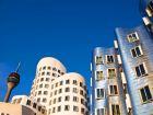 Современная архитектура в Дюссельдорфе