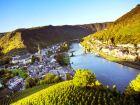 Долина Рейна в районе города Кохем