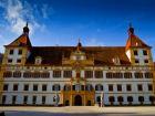 Дворец-замок Эггенберг (Schloss Eggenberg) в Штирии