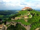 Замок Ригерсбург (Die Riegersburg) в Штирии