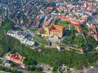 Братислава является единственной столицей мира, которая непосредственно граничит с двумя другими государствами — Австрией и Венгрией