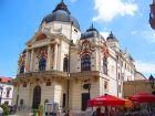 Национальный театр в городе Печ, Венгрия