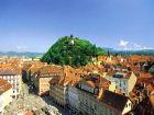Грац - второй по величине город в Австрии