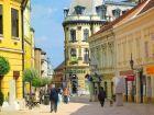 Печ - город на юго-западе Венгрии, пятый по величине город в стране3