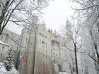 Замок Нойшванштайн (нем. Schloss Neuschwanstein) — замок XIX века