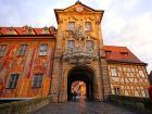 Старая Ратуша (1386) Бамберг (Германия)