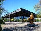 Новая национальная галерея - государственный музей Берлина