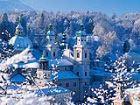 Город Зальцбург — столица одноименной австрийской земли
