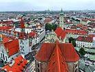 Мюнхен предальпийский - 6 дней