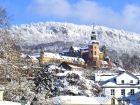 Баден-Баден зимой