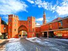 Средневековые стены и ворота Мюнхена