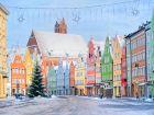 Баварский городок недалеко от Мюнхена