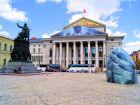 Национальный театр в Мюнхене, Германия